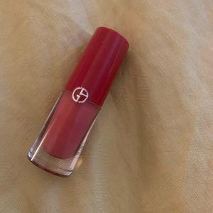 Armani #505 lipstick